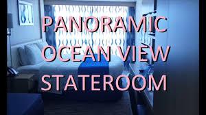 Explorer Of The Seas Floor Plan Panoramic Ocean View Stateroom Liberty Of The Seas Youtube