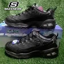 Sepatu Skechers Laki sepatu skechers d lites with air cooled memory foam bayi anak