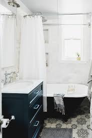 Tiny Bathroom Makeovers - our teeny tiny bathroom reveal lark u0026 linen