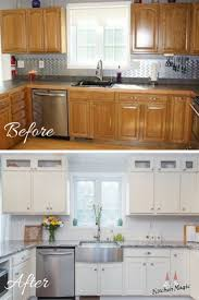 kitchen cabinet remodel images this week s before and after features one of our