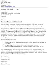 what to write on a cover letter for resume sample job within 17