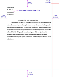 essay format university level student resources educational studies western illinois