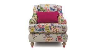 Floral Accent Chairs Living Room Armchair Floral Living Room Chairs Blue Floral Accent Chair