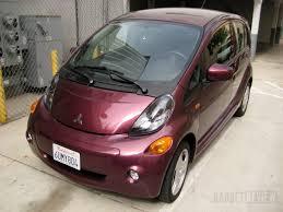 mitsubishi electric car mitsubishi i miev electric car review