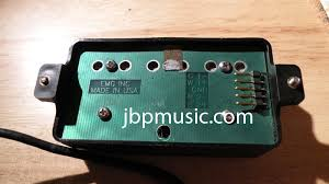 mod guitar dot com guitar mods and hints from jim pearson emg