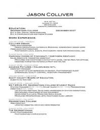 Example Warehouse Resume by Examples Of Resumes Cv For It Jobs How To Write A Brefash