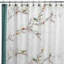 excelsior fabric shower curtain by croscill extra large clear eva