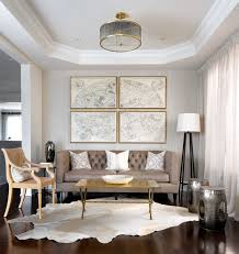 Vaughan Home Contemporary Living Room Toronto by Toronto