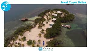 bird island belize airbnb jewel caye belize central america youtube