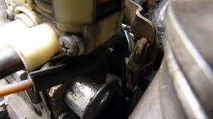 fuel shut off actuator youtube