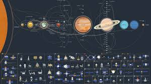 beautiful poster shows entire history of space exploration nerdist