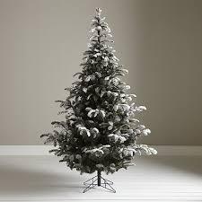 Christmas Tree Buy Online - buy john lewis skye snowy fir christmas tree 7ft online at