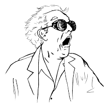 Shocked Computer Meme - rage face script