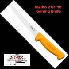 wenger kitchen knives swibo wenger boning knife cm 16 la bottega coltello