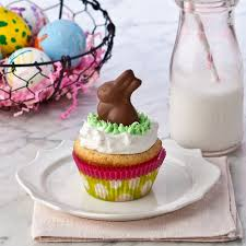 Decorate Easter Bunny Cupcakes by Easter Bunny Cupcakes