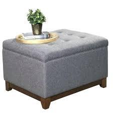 large round storage ottoman storage ottoman with serving tray large round storage ottoman round