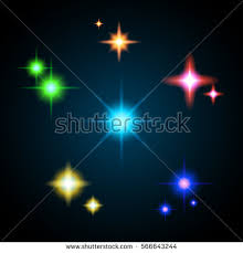 Light Glare Royalty Free Realistic Light Glare Sparkle U2026 351041351 Stock