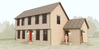 Saltbox Architecture The Beaman Saltbox Huntington Homes