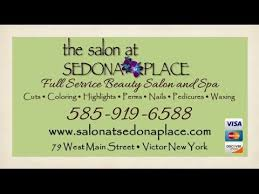 the salon at sedona place rochester ny beauty salons youtube