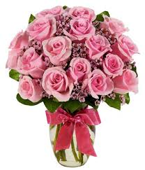 bouquet of roses pink bouquet at from you flowers