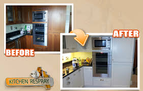 how much does it cost to respray kitchen cabinets have you considered a kitchen respray