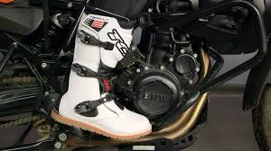 tcx motorcycle boots tcx terrain 2 boots review at revzilla com youtube
