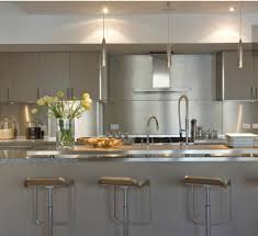 Stainless Steel Kitchen Designs by Wood And Steel Kitchen Designs Slaylebrity