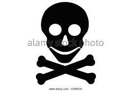 skull cross bones flag stock photos skull cross bones flag stock