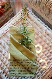napkin folding tutorial pocket fold