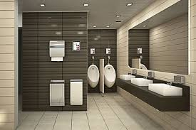 modern office bathroom interior design modern office bathroom design