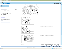 mazda 2 repair manual repair manual order u0026 download