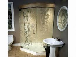how to clean shower doors glass waterfall design clean shower
