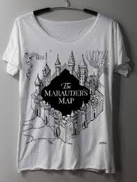 Marauders Map Dress The Marauder U0027s Map Shirt Harry Potter Map By Thinkinggallery
