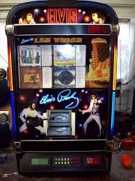 nsm elvis live in las vages cd jukebox in erdington west