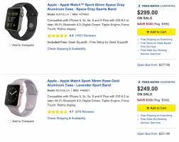 apple watch models available for the lowest price ever u2013 find out how