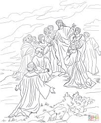 great commission coloring page free printable coloring pages