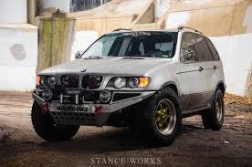 Bmw X5 99 - purpose built for fun tyler coey u0027s bmw x5 stance works cars