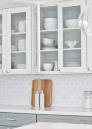 Kitchen Cabinets Painted White Best 25 Paint Inside Cabinets Ideas On Pinterest Inside