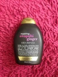 organix awapuhi ginger shampoo