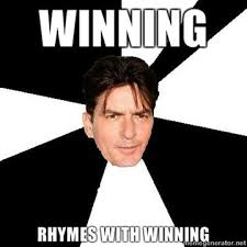 Charlie Sheen Winning Meme - image 103584 charlie sheen rant tigerblood know your meme