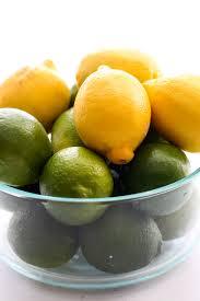 lime lemon lime water cleanse taste of yummy