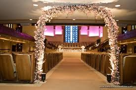 wedding arches in church the bouquet inspiring wedding event florals