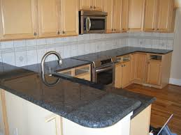 White Kitchen Cabinets With Grey Countertops by White Kitchen Dark Granite Personalised Home Design
