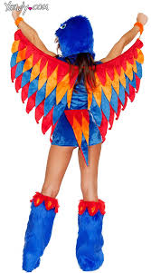 Halloween Costumes Parrots Parrot Costume Bird Costume Bird Halloween Costume Dessie