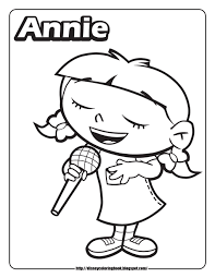 birthday boy coloring pages little einsteins annie coloring page sydney birthday ideas