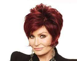 back view of sharon osbourne haircut 37 best new hairstyle images on pinterest short films hair cut