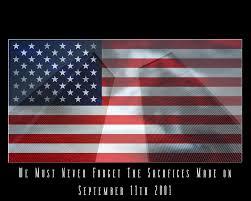 9 11 Remembrance Flag My Story 9 11 01 Talesalongtheway