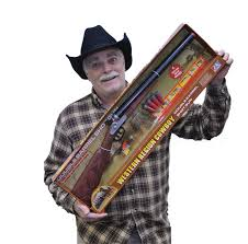 halloween barrel prop shotgun double barrel w sound u0026 halloween costumes