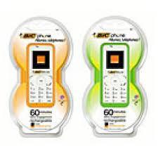 Bic Phone Est En Rayon à 49 Euros Carte Sim Prépayée Bureau De Tabac
