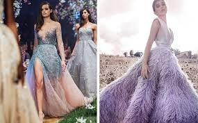 ombré wedding dress ombre s back 10 spectacular ombre wedding dresses that are to dye